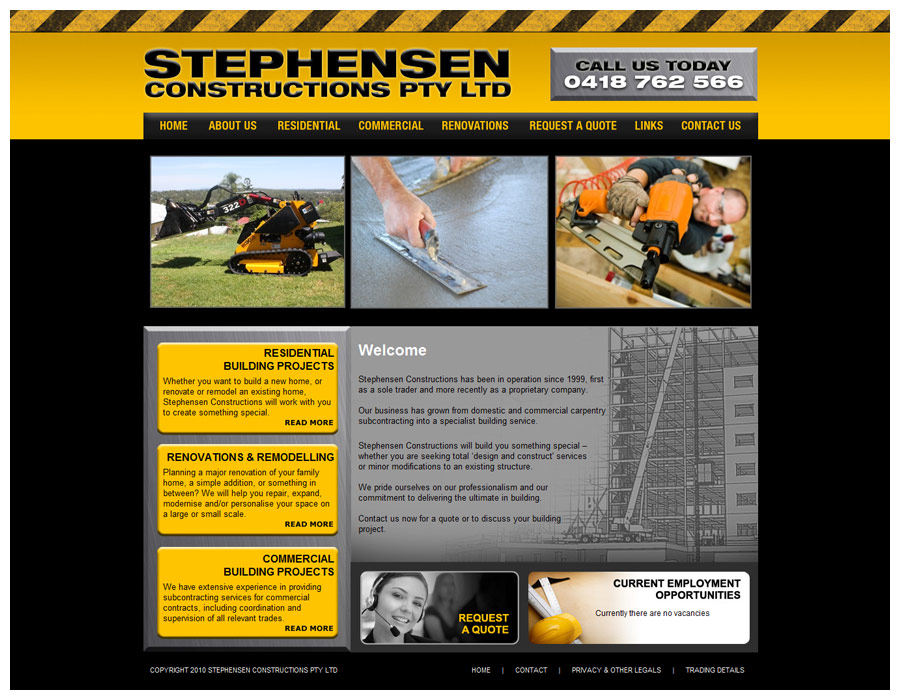 Web Advertising and marketing Strategies And Strategies Stephensen-Construction